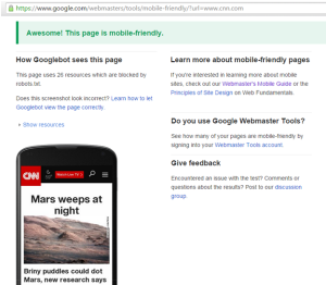 example-mobile-friendly-website-cnn