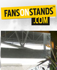 Fans on Stands