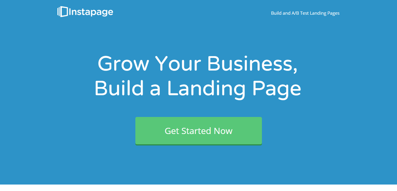 The  1 Landing Page Platform... End of Story